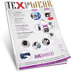 TextoWear Dergi Kapağı